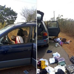 Photos: Retired Police Inspector And His Wife Shot Dead By Suspected Robbers