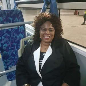 Photos: Patience Jonathan Lands In Nigeria After Vacation Abroad