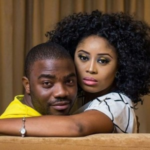 Benita Okojie and husband honeymoon in Dubai (photos)