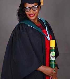 Meet FUTO's Best Graduating Student (Photos)