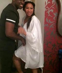 Frank Edoho & Wife Sandra, Welcome Their Second Child