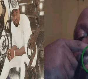 Photos: Kcee's Manager Beats Harrysong's Manager To Pulp In Public