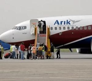 Stowaway Found Dead in Arik Air plane That Departed Lagos For Johannesburg