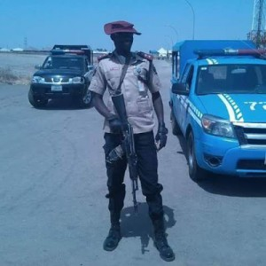 FG Approves Arms Bearing For Federal Road Safety Corps Officers