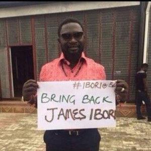 #BringbackJamesIbori: Delta state indigenes call for immediate release of former governor(photos)