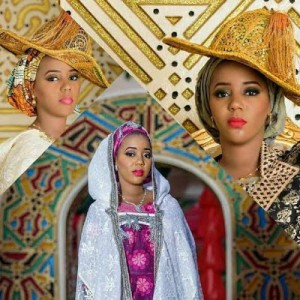Photos: Wedding invite of Emir of Kano's daughter Princess Fulani Siddika