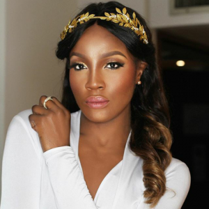 Seyi Shay Dazzles In New Makeup Photos