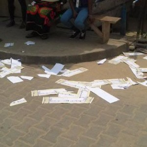 #RiversRerun: INEC Confirms Election Violence; Issues Press Release