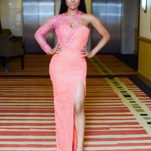 Mocheddah Dazzles In 4 Gorgeous Looks At The Future Awards 2016