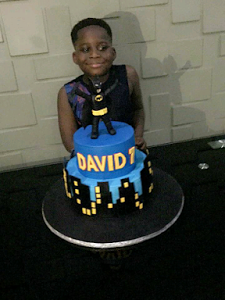 Photos from Bovi's son's birthday party