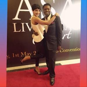 Ex-MBGN Anita Uwagbale-Iseghoni and husband celebrate 10th wedding anniversary