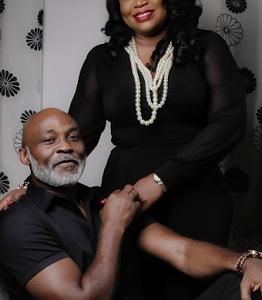 Richard & Jumobi Mofe-Damijo Celebrate 16th Wedding Anniversary