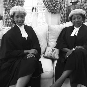 Photos: Mother And Daughter As Barristers & Solicitors of The Supreme Court Of Nigeria