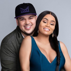 Revealed- Blac Chyna beat Rob Kardashian before moving out