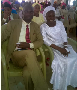 Photos From a Deeper Life wedding Over The Weekend