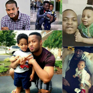 It Takes A Lot To Be A Perfect Dad – Actor Uche Maduagwu Writes