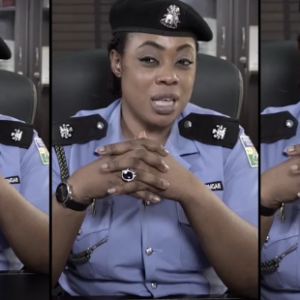 'No officer has the right to check your mobile phone' – Lagos Police PRO, Dolapo Badmus