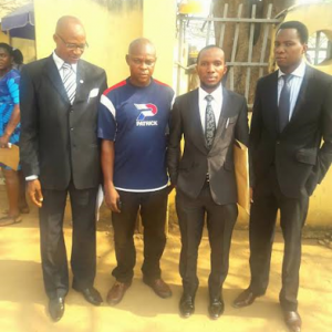 Photos: Trial of man who named his pet dog 'Buhari' adjourned to March 20