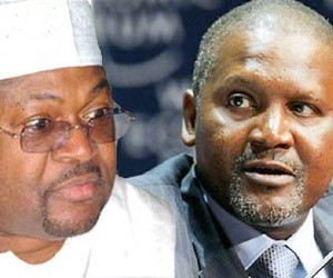 Mike Adenuga's net worth increased by $2.7 billion in 2016, while Dangote's decreased by $5billion