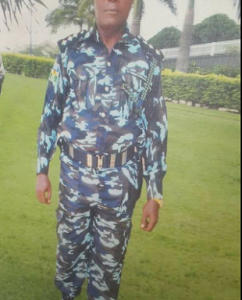 Grapic photos: Retired police man killed and buried in a shallow grave in Rivers state