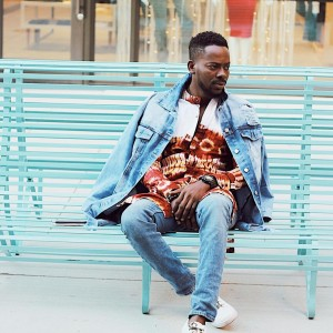 Singer Adekunle Gold Dazzles In Stunning Birthday Photoshoot