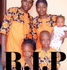 So Sad! Family of Five Perish in Fire Accident