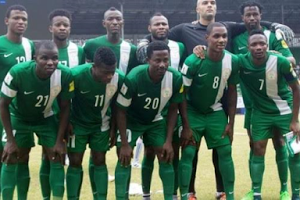 2019 AFCON Qualifiers: Nigeria to start at home against S/Africa (Photo)