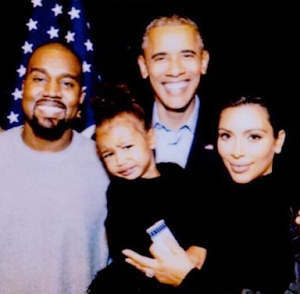 'Thank you Mr. President. You will be missed!'- Kim Kardashian writes as she bids Obama farewell