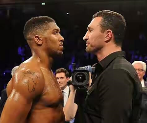 More than 80000 tickets sold for Anthony Joshua vs Wladimir Klitschko fight
