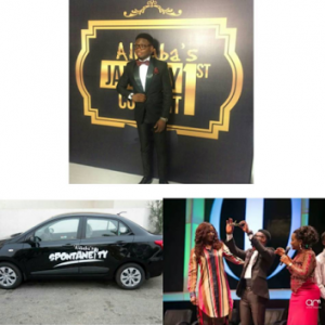 Alibaba gifts fast-rising comedian brand new car at 'January 1st Concert'