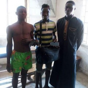 We always disguise as Okada riders to rob passengers – Suspects