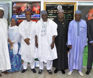 Lai Mohammed denies that governors sent emissary to the UK to determine Pres Buhari's health status