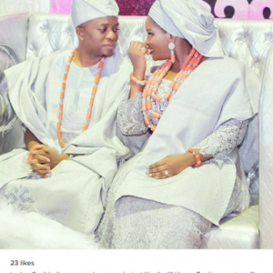 Tolu Oniru-Demuren and husband, Captain Tunde celebrate 1 year wedding  anniversary