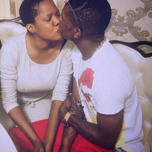 Toyin Aimakhu And Small Doctor Lock Lips In New Photo