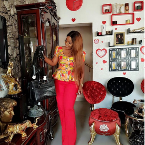 Empress Njamah 'Vintage And Rusty' In New Photos