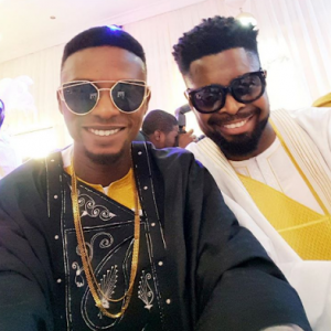 """He is witty and always breaking boundaries"""" I go Dye pens down tribute to Basketmouth"""