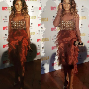 Seyi Shay Steps Out In Style…