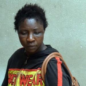 Photo: Woman stabs husband over alleged extramarital affair