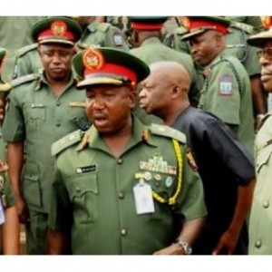 Big Shake-Up In Nigerian Army; Top Generals Moved
