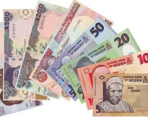 The Nigerian naira was the fourth worst performing currency of 2016