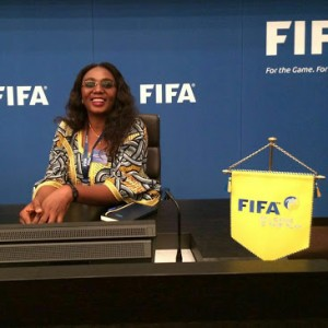 NFF's Head of Women Football Hits Amsterdam For FIFA Seminar