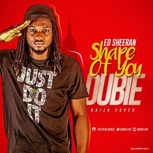 Ed Sheeran – Shape Of You Cover By Dubie |@dubieluv
