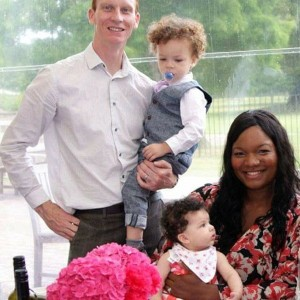 PHOTOS: Nigerian Mother Becomes Only Black Woman In The World To Have 2 White Babies