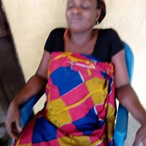 Facebook User Says Woman Gave Birth To A Goat In Port Harcourt (Disturbing Photos)