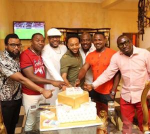 Photos From E-Money's Lavish Birthday Bash