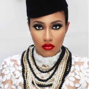 Anna Banner flaunts major cleavage in fierce new photos