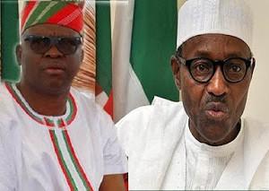 Ekiti state gov, Ayo Fayose, calls on Nigerians to pray for President Buhari