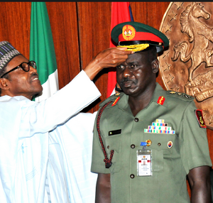 Nigerian Army Raises Alarm Over Those Impersonating Chief Of Army Staff On Social Media