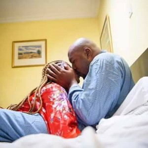 Wow! Check out this Nigerian couple's steamy pre-wedding photos
