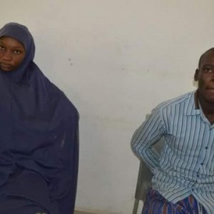 Photos: Two suspected child kidnappers arrested in Kano